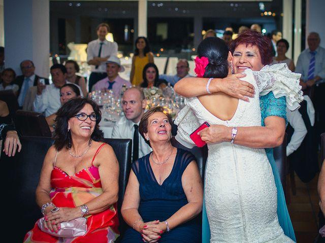 La boda de Fran y Carina en Los Escullos, Almería 30