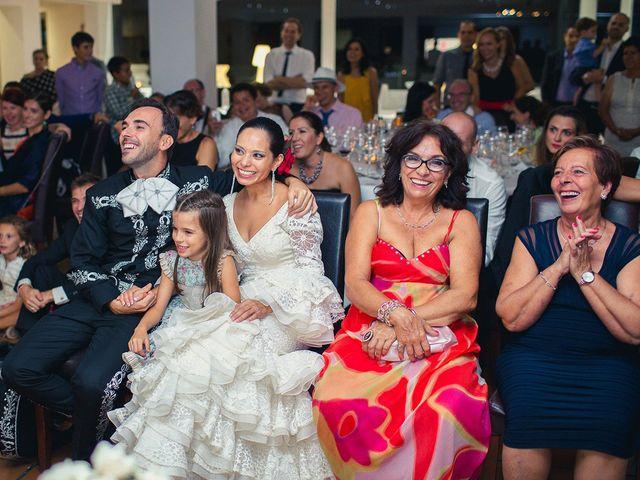 La boda de Fran y Carina en Los Escullos, Almería 31