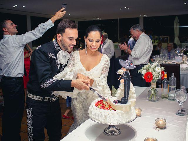 La boda de Fran y Carina en Los Escullos, Almería 35