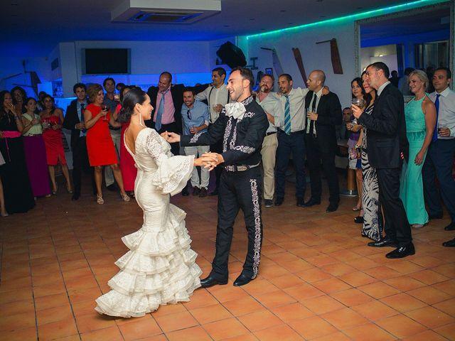 La boda de Fran y Carina en Los Escullos, Almería 37