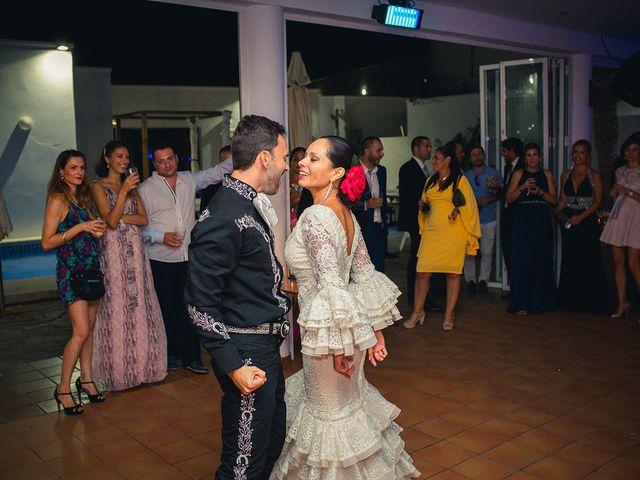 La boda de Fran y Carina en Los Escullos, Almería 38