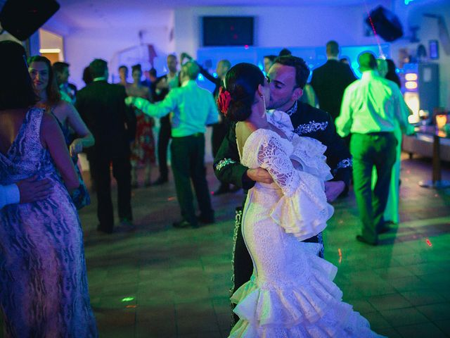 La boda de Fran y Carina en Los Escullos, Almería 39