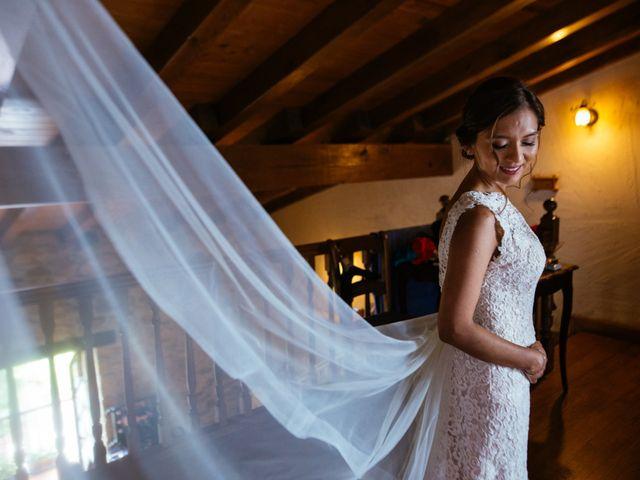 La boda de Mikel y Angie en Beasain, Guipúzcoa 13