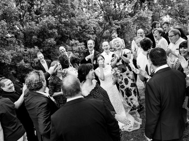 La boda de Mikel y Angie en Beasain, Guipúzcoa 36