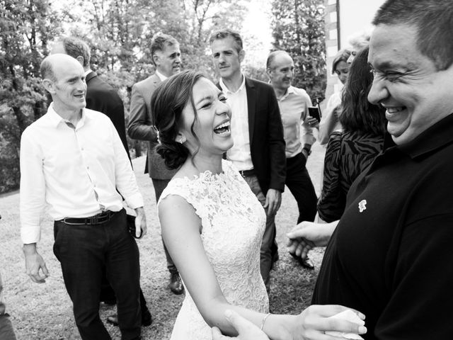 La boda de Mikel y Angie en Beasain, Guipúzcoa 37
