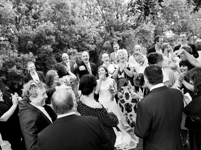 La boda de Mikel y Angie en Beasain, Guipúzcoa 39