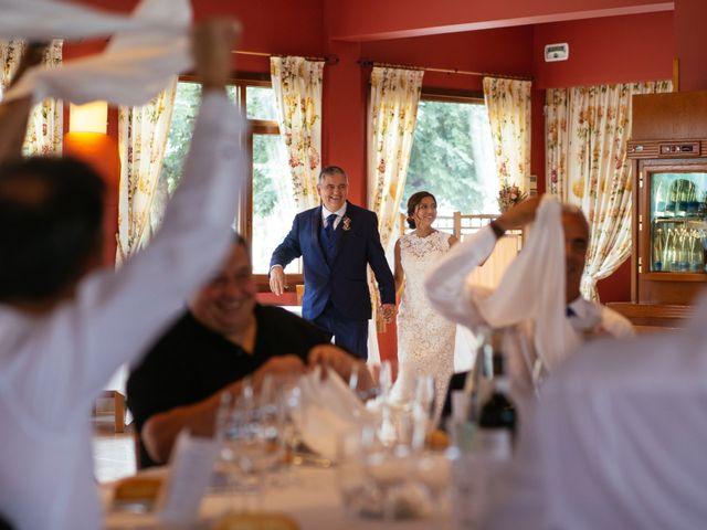 La boda de Mikel y Angie en Beasain, Guipúzcoa 40