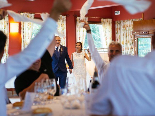 La boda de Mikel y Angie en Beasain, Guipúzcoa 41