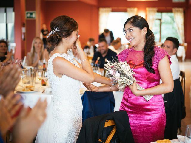 La boda de Mikel y Angie en Beasain, Guipúzcoa 43