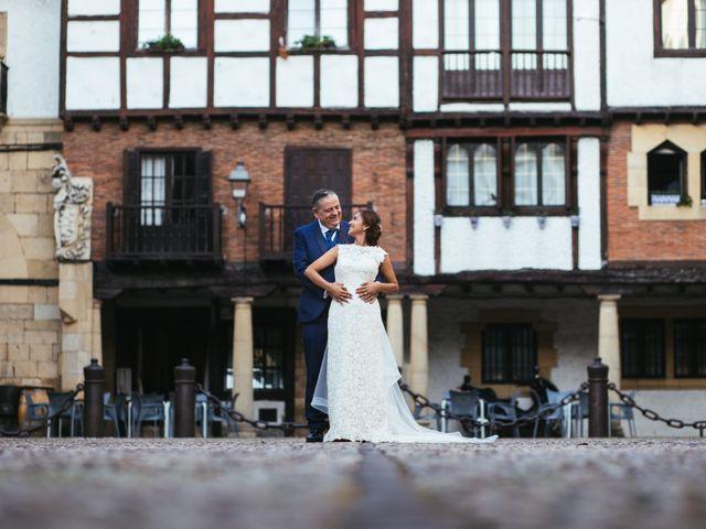 La boda de Mikel y Angie en Beasain, Guipúzcoa 50