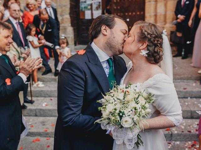 La boda de Caroline y Martín