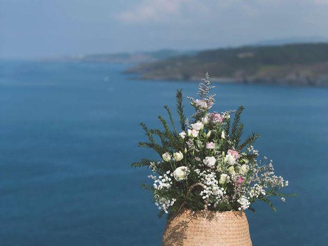La boda de Diego y Nicole en Ortiguera (Coaña), Asturias 4
