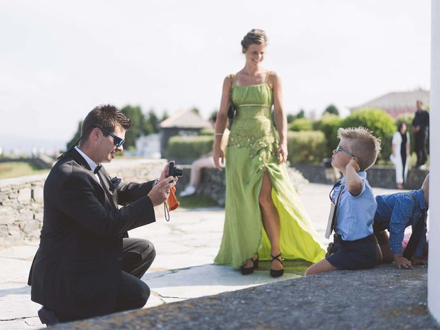 La boda de Diego y Nicole en Ortiguera (Coaña), Asturias 5