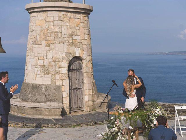 La boda de Diego y Nicole en Ortiguera (Coaña), Asturias 20