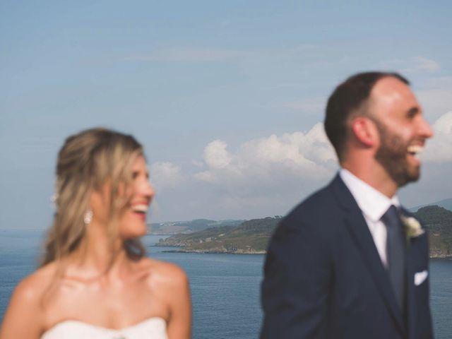 La boda de Diego y Nicole en Ortigueira, A Coruña 22