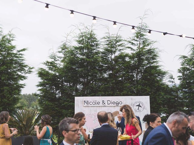 La boda de Diego y Nicole en Ortigueira, A Coruña 36