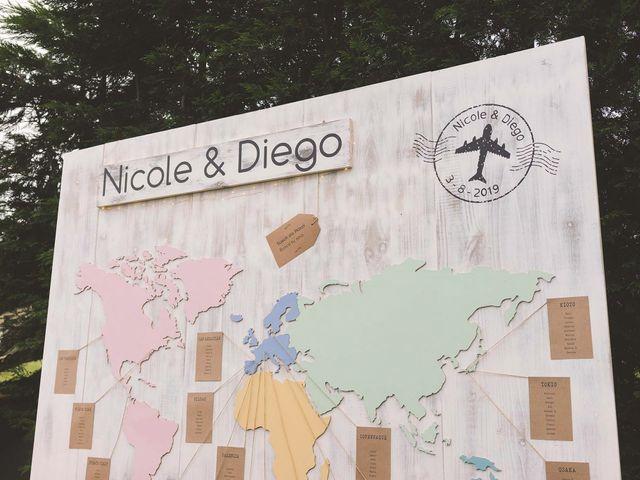 La boda de Diego y Nicole en Ortigueira, A Coruña 37