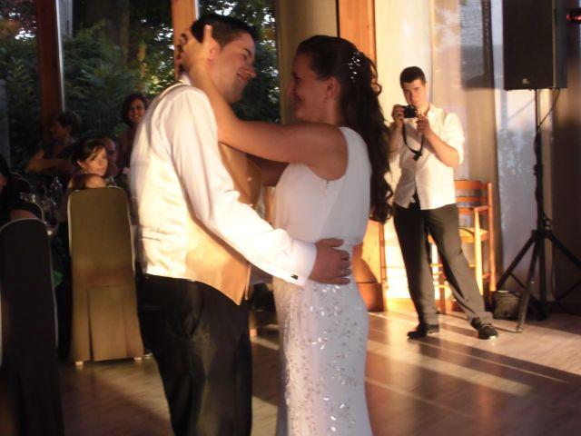 La boda de Jorge y Adriana  en Tabeaio, A Coruña 1