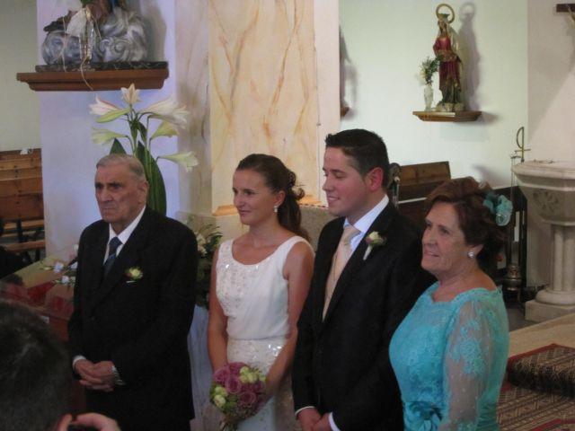 La boda de Jorge y Adriana  en Tabeaio, A Coruña 2