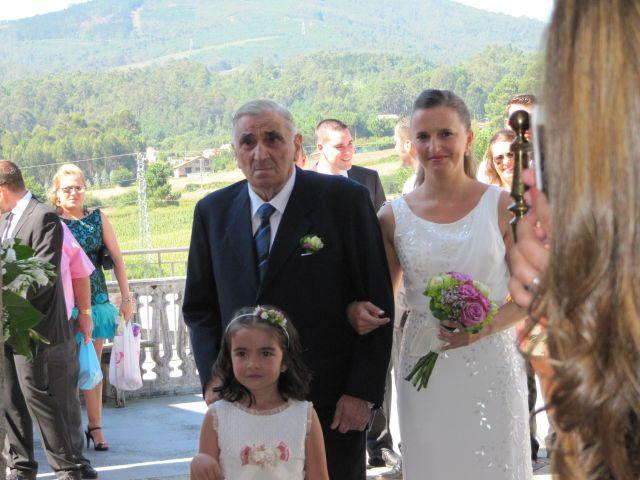 La boda de Jorge y Adriana  en Tabeaio, A Coruña 5