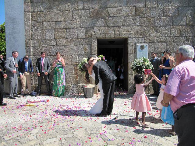 La boda de Jorge y Adriana  en Tabeaio, A Coruña 6