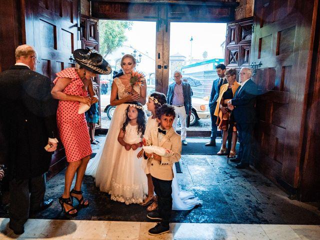 La boda de Esteban y Irina en San Cristóbal de La Laguna, Santa Cruz de Tenerife 27
