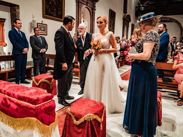 La boda de Esteban y Irina en San Cristóbal de La Laguna, Santa Cruz de Tenerife 29