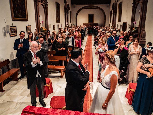La boda de Esteban y Irina en San Cristóbal de La Laguna, Santa Cruz de Tenerife 33