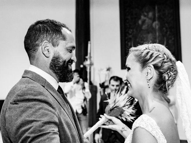 La boda de Esteban y Irina en San Cristóbal de La Laguna, Santa Cruz de Tenerife 34