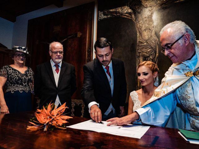 La boda de Esteban y Irina en San Cristóbal de La Laguna, Santa Cruz de Tenerife 35