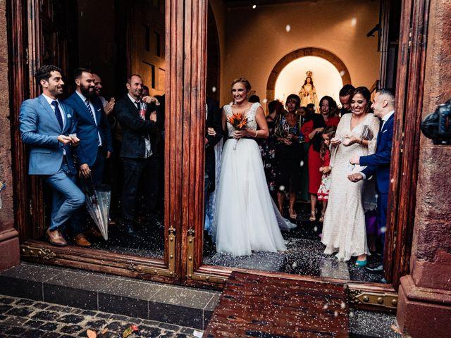 La boda de Esteban y Irina en San Cristóbal de La Laguna, Santa Cruz de Tenerife 36