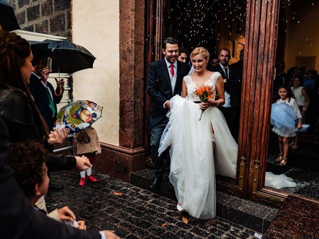 La boda de Esteban y Irina en San Cristóbal de La Laguna, Santa Cruz de Tenerife 37