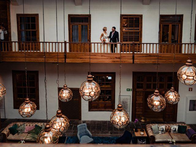 La boda de Esteban y Irina en San Cristóbal de La Laguna, Santa Cruz de Tenerife 1