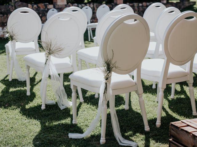 La boda de Kim y Solange en Sotos De Sepulveda, Segovia 27