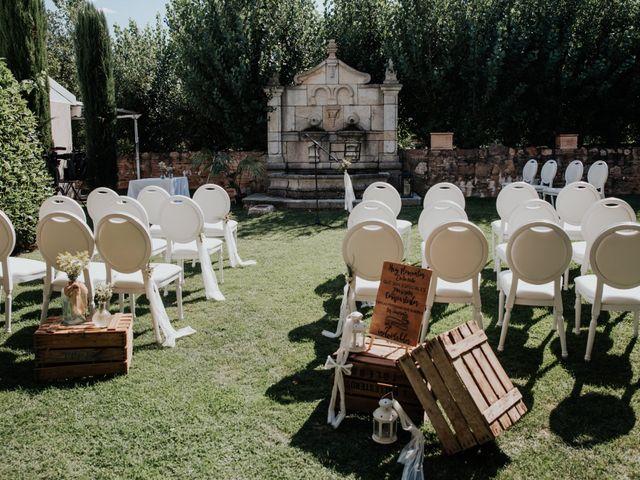 La boda de Kim y Solange en Sotos De Sepulveda, Segovia 29