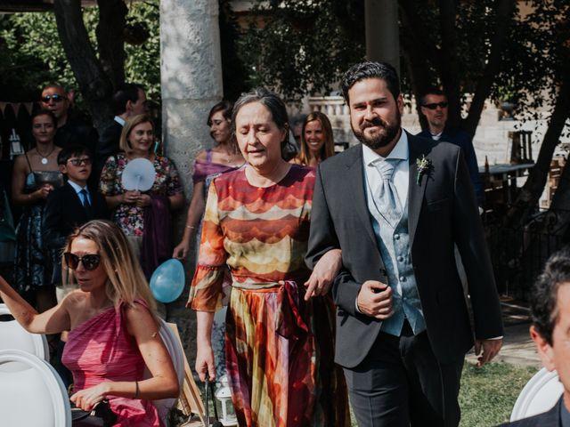 La boda de Kim y Solange en Sotos De Sepulveda, Segovia 32