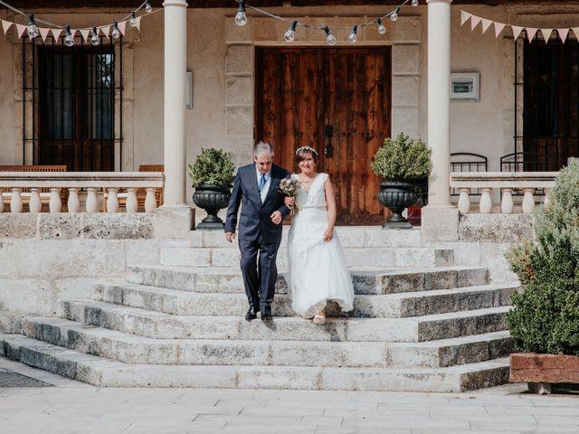 La boda de Kim y Solange en Sotos De Sepulveda, Segovia 34