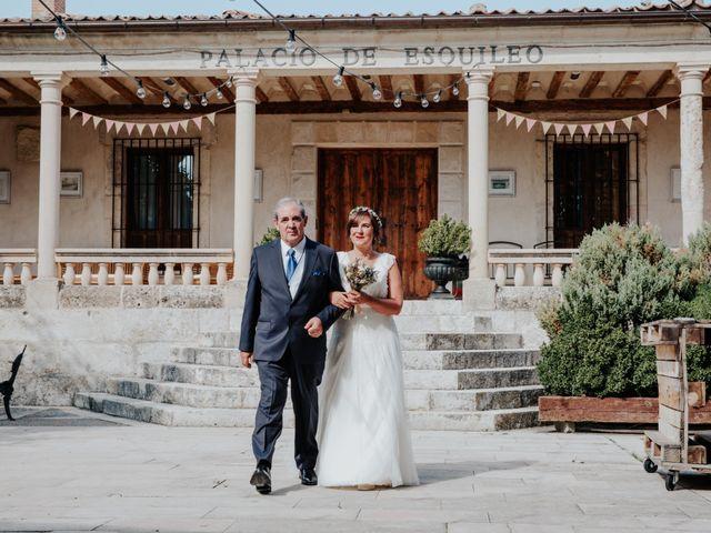 La boda de Kim y Solange en Sotos De Sepulveda, Segovia 35