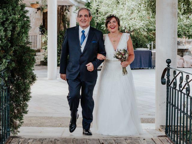 La boda de Kim y Solange en Sotos De Sepulveda, Segovia 36