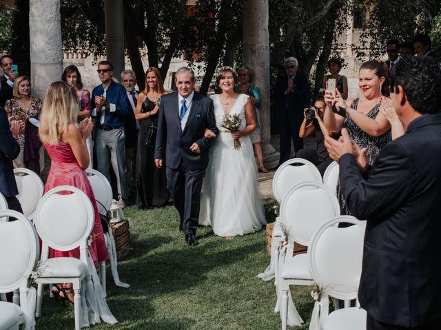 La boda de Kim y Solange en Sotos De Sepulveda, Segovia 37