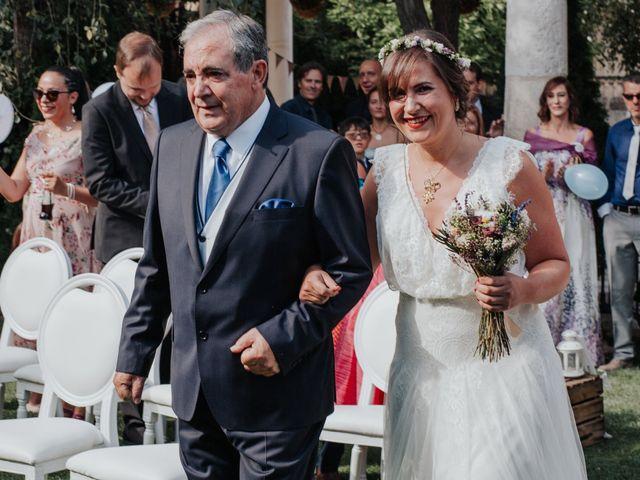 La boda de Kim y Solange en Sotos De Sepulveda, Segovia 39