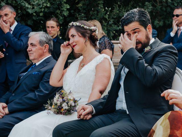 La boda de Kim y Solange en Sotos De Sepulveda, Segovia 42