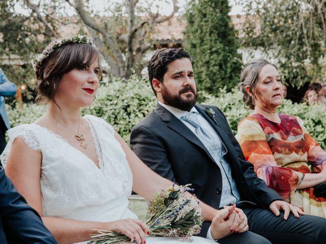 La boda de Kim y Solange en Sotos De Sepulveda, Segovia 44