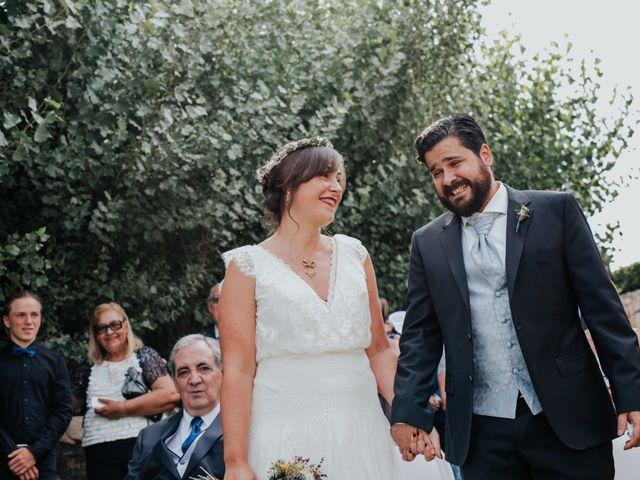 La boda de Kim y Solange en Sotos De Sepulveda, Segovia 45