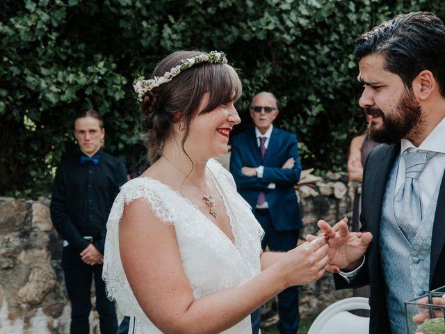 La boda de Kim y Solange en Sotos De Sepulveda, Segovia 48