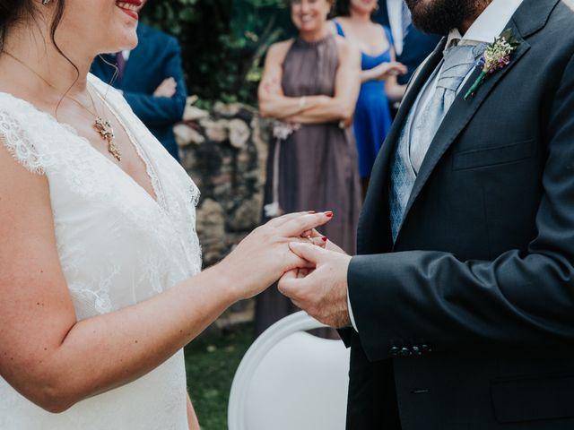 La boda de Kim y Solange en Sotos De Sepulveda, Segovia 50