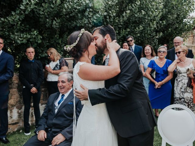 La boda de Kim y Solange en Sotos De Sepulveda, Segovia 51