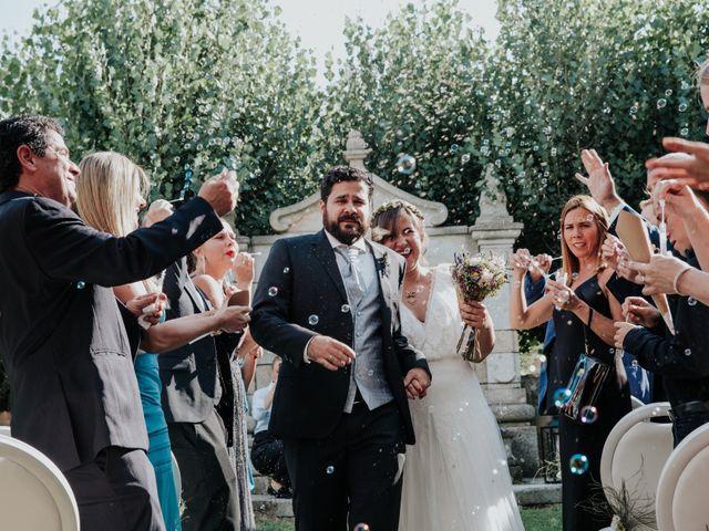 La boda de Kim y Solange en Sotos De Sepulveda, Segovia 54