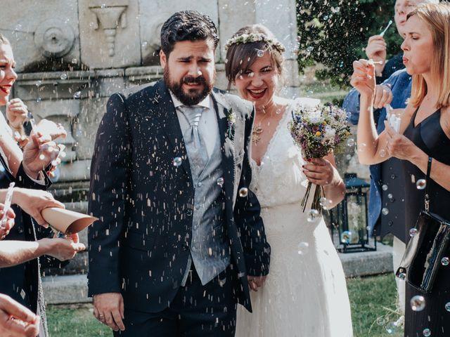 La boda de Kim y Solange en Sotos De Sepulveda, Segovia 55