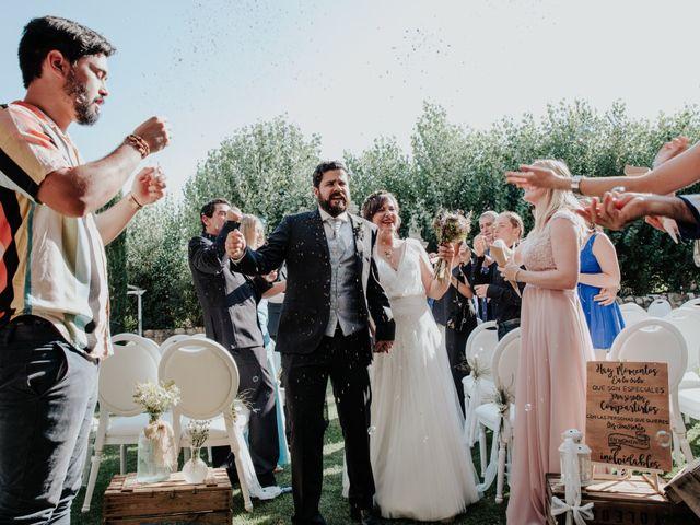 La boda de Kim y Solange en Sotos De Sepulveda, Segovia 56